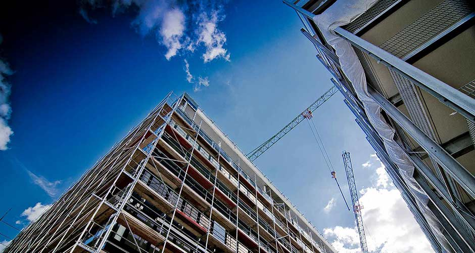 Fotograf für Baudokumentation in Düsseldorf